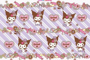 Kuromi Wallpaper