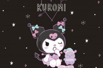 Hello Kitty Kuromi Wallpaper