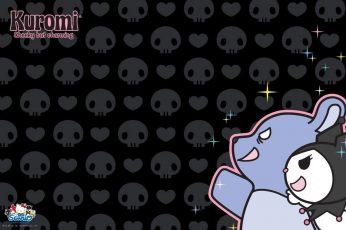 Cute Kuromi Wallpaper