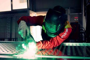 Wallpaper Aluminum, Construction, Electrode, Industrial