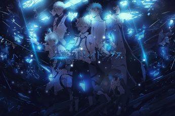 Wallpaper Anime, Bungou Stray Dogs, Akiko Yosano, Atsushi