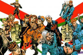 Wallpaper Anime, Jojos Bizarre Adventure, Diavolo Jojos