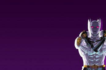 Wallpaper Anime, Jojos Bizarre Adventure, Killer Queen