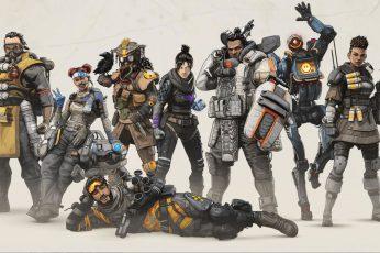 Wallpaper Apex Legends, Video Games, Xbox, Playstation, Pc