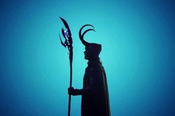 Wallpaper Creature, Fantasy, Loki, Marvel, Thor