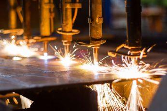 Wallpaper Fire, Sparks, Welding, Metallurgy