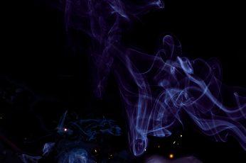Wallpaper Flash, Sparks, Smoke, Dark, Welding