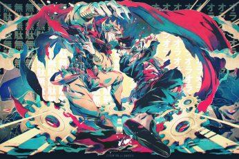 Game Digital Wallpaper, Jojos Bizarre Adventure