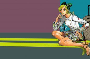 Wallpaper Jojos Bizarre Adventure, Anime, Manga, Hirohiko