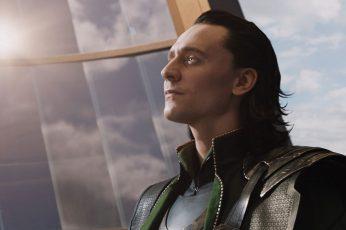 Wallpaper Loki Movie Still Screenshot, Villain, Team, Marvel
