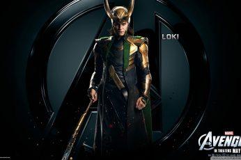 Wallpaper Loki, Tom Hiddleston, One Person, Arts Culture
