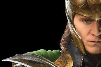 Wallpaper Loki Tom Hiddleston The Avengers Movie