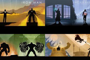 Marvel The Avengers Wallpaper, Comic Books, Marvel