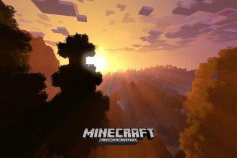 Wallpaper Minecraft 4k Edition 4k Hd For Desktop Download