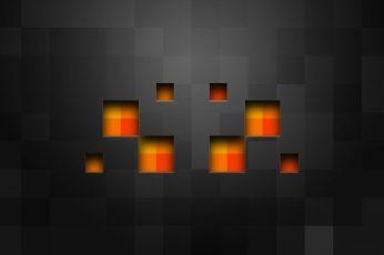 Minecraft Creeper Digital Wallpaper, Video Games