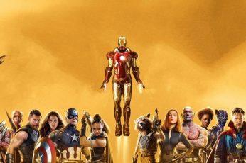 Wallpaper Movie, Avengers Infinity War, Ant Man