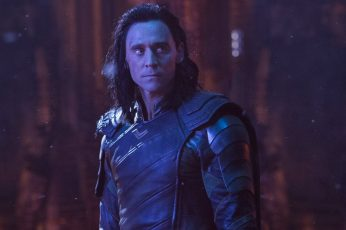 Wallpaper Movie, Avengers Infinity War, Loki, Tom Hiddleston