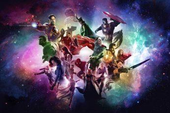 Wallpaper Movie, Marvel Studios, Ant Man, Avengers