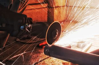 Wallpaper Person Grinding Pipe Steel Wool Photography
