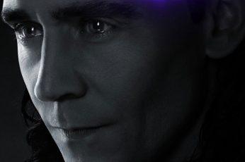Wallpaper The Avengers, Avengers Endgame, Loki, Tom Hiddleston