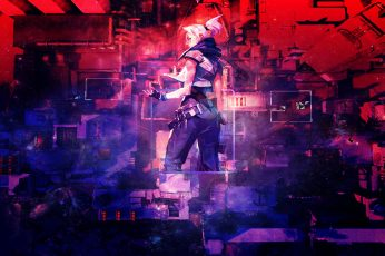 Wallpaper Valorant, Video Game Art, Anime, Counter Strike