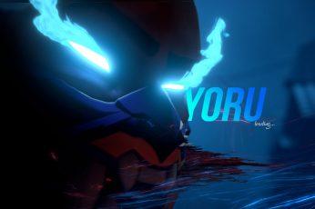 Wallpaper Valorant, YoruValorant, Riot Games