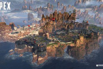 Wallpaper Video Game, Apex Legends
