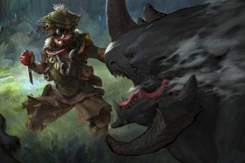 Wallpaper Video Game, Apex Legends, Bloodhound Apex Legends