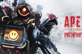 Wallpaper Video Game, Apex Legends, Pathfinder Apex Legends