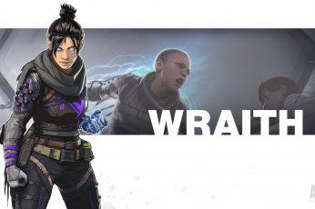 Wallpaper Video Game, Apex Legends, Wraith Apex Legends