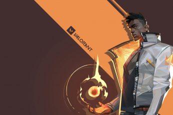 Wallpaper Video Games, Valorant, Phoenix Valorant