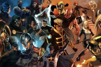 Wolverine Wallpaper, Marvel Comics, Loki