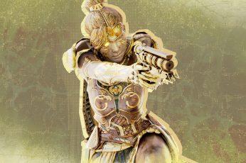 Wallpaper Wraith Apex Legends, Video Game Art, Video Game